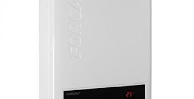 Forcali Calentador de gas GLP